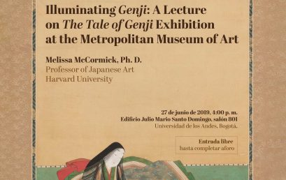 Charla – Illuminating Genji: A Lecture on The Tale of Genji Exhibition at the Metropolitan Museum of Art