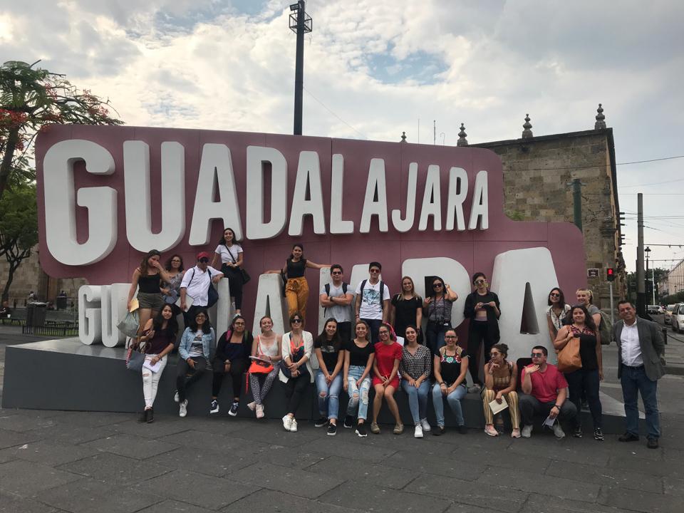 Galería: Comenzó curso de migraciones culturales entre Los Andes y el Tec de Monterrey