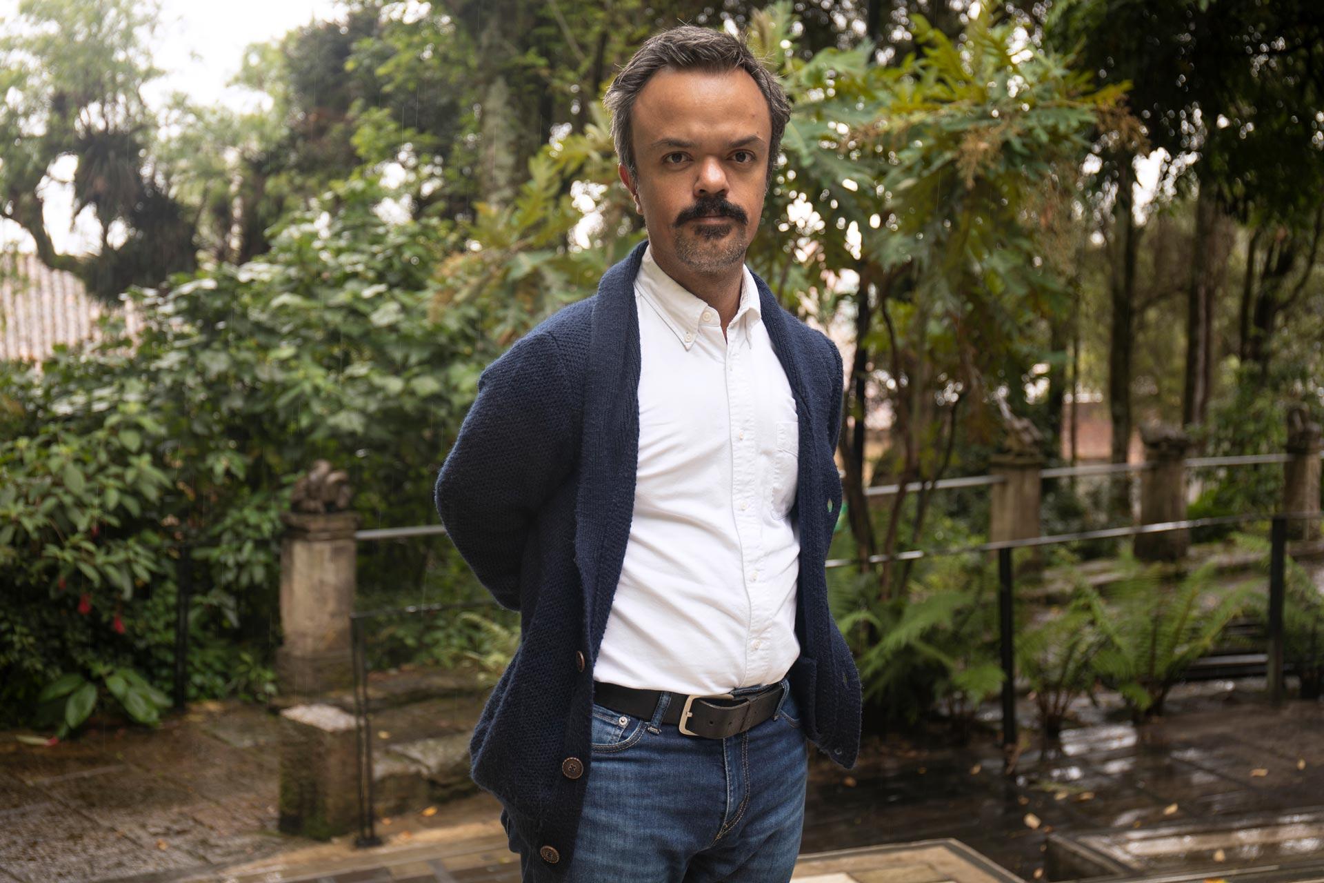 Beca de la Fundación Civitella Ranieri para Santiago Forero, profesor de fotografía
