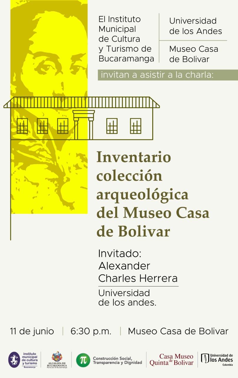 Colección arqueológica Casa de Bolívar