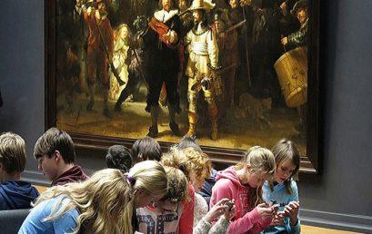 «Rembrandt, entre luces y sombras» artículo de Patricia Zalamea en Revista Credencial