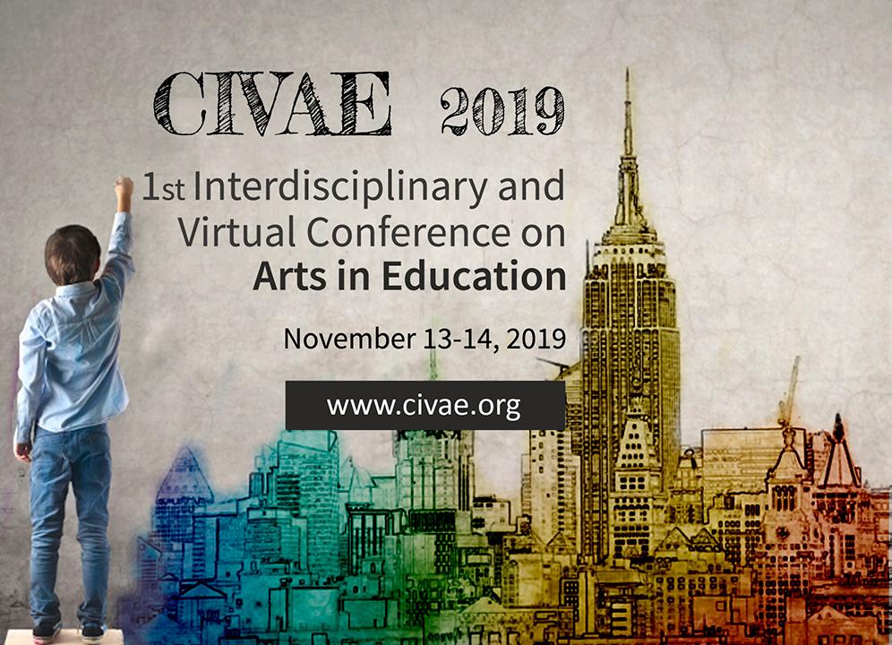 1ª Conferencia Interdisciplinaria y Virtual sobre las Artes en la Educación