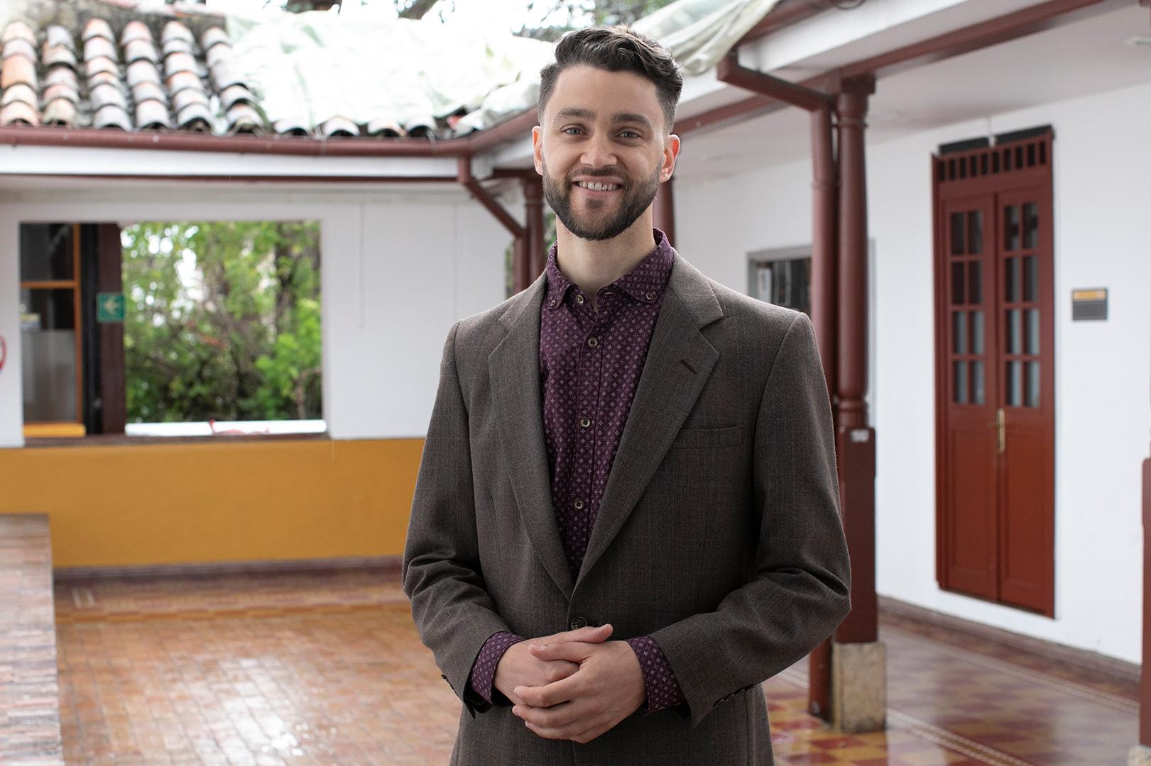 Ian Middleton es moderador en el cuarto Simposio sobre el impacto social del hacer musical