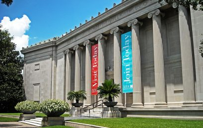 Job posting: Digital Art Historian with Latin American research for The Museum of Fine Arts, Huston