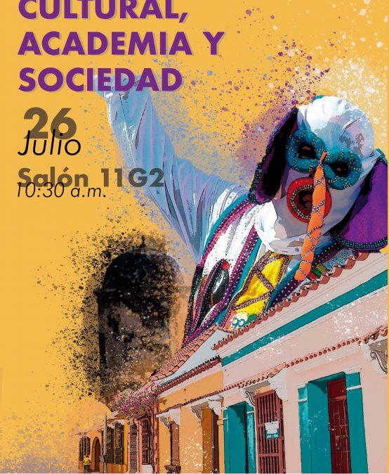 Conversatorio: Patrimonio cultural, academia y sociedad en la Universidad del Norte – Barranquilla