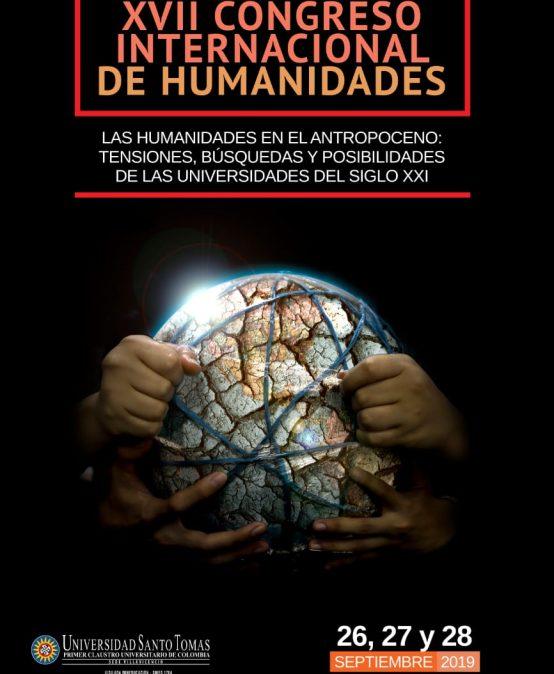 XVII Congreso internacional de humanidades