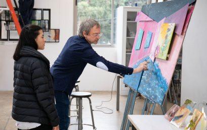 Video: «Un país sin la creación y las artes no puede construir una paz correctamente»