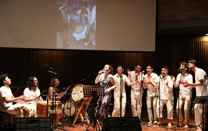 La importancia de participar musicalmente y el ensamble de músicas del Caribe de Los Andes
