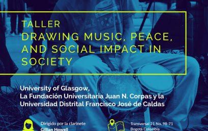 Taller práctico: Impacto de la música por Gillian Howell