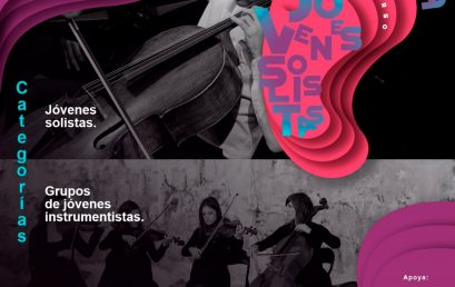 Convocatoria: Sinfónica Nacional de Colombia busca artistas jóvenes para su temporada 2019