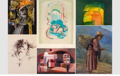Visita guiada a la exposición Arte para Bogotá por Patricia Zalamea