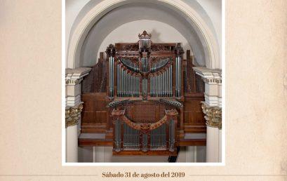 Visitas guiadas al órgano de la Catedral Primada de Colombia