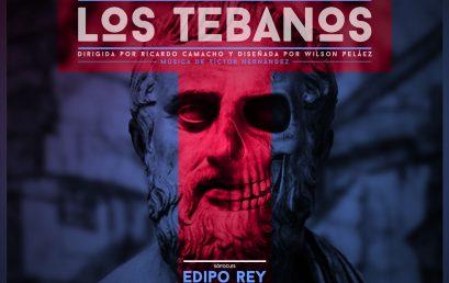Obra de teatro: Los Tebanos, en el marco de la Semana de Estudios Clásicos