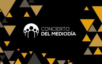 Concierto del medidía: María Fernanda Flórez, violonchelo