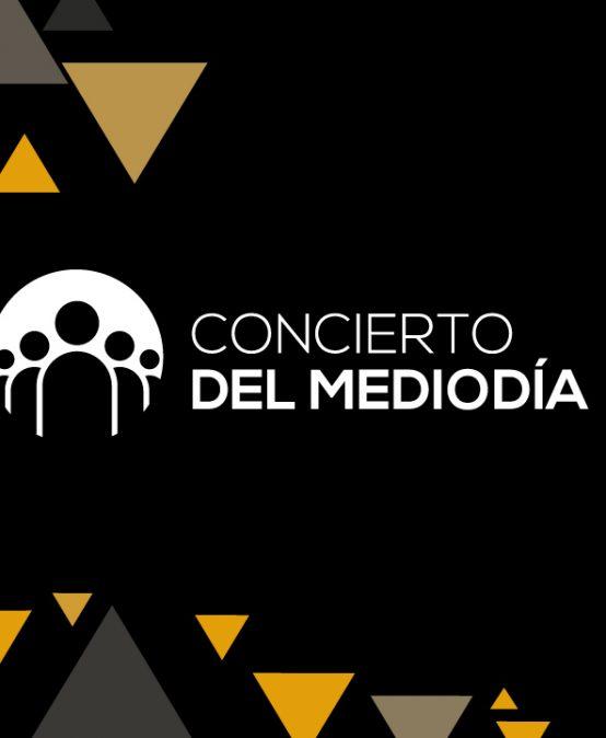 Concierto del Mediodía: Mauricio González, violín (Colombia)