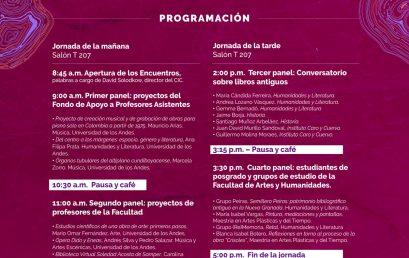 Encuentros CIC de Artes y Humanidades