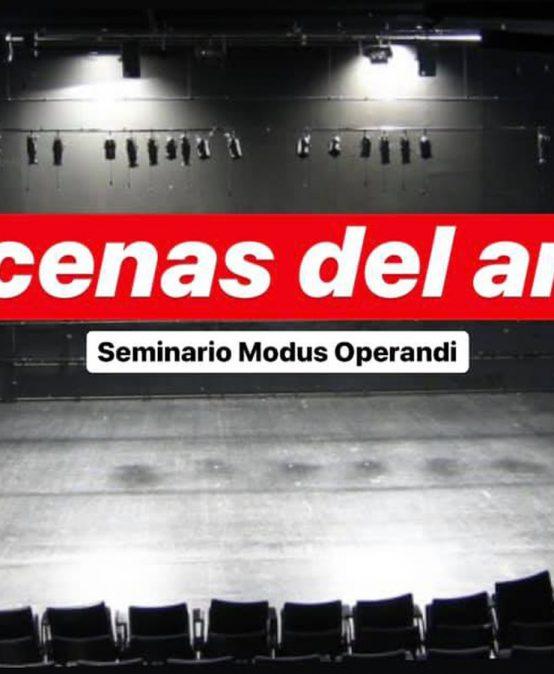 Escenas del Arte – Seminario Modus Operandi #18