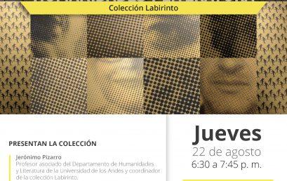Presentación de la colección Labirinto