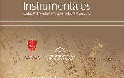 Clínicas Instrumentales de Unibac 2019