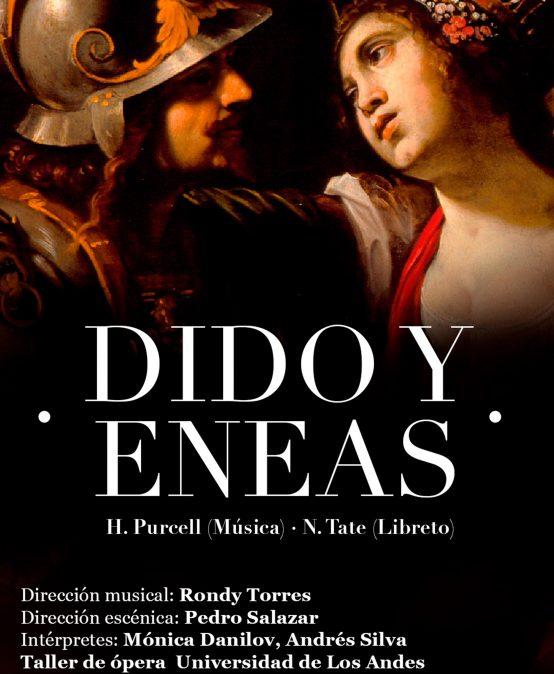 Segunda función: Ópera Dido y Eneas