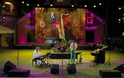 Óscar Acevedo en el Festival Internacional de Piano de la UIS