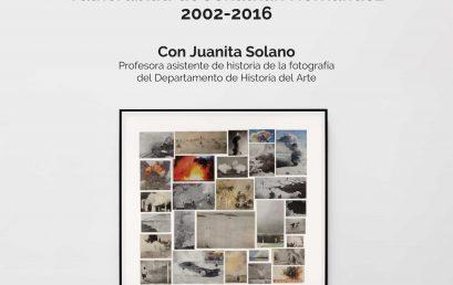 La tenacidad de las formas, Vulnerabilia de Jonathan Hernández 2002-2016 – Charla abierta #4