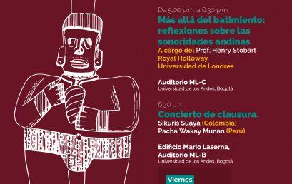 Más allá del batimiento: reflexiones sobre las sonoridades andinas
