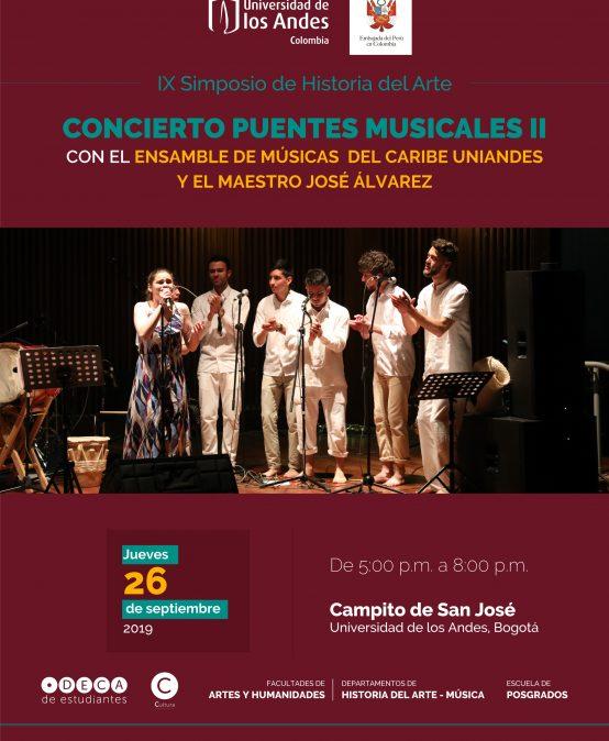 Concierto: Puentes musicales II