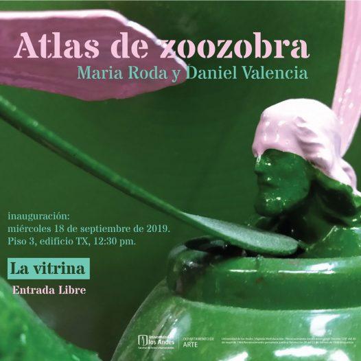 Expo: Atlas de zoozobra