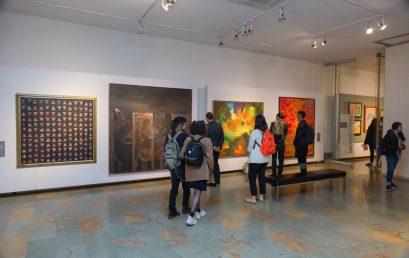 Galería: Cierre de la exposición Arte para Bogotá en la Universidad de los Andes