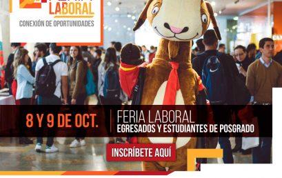Feria laboral para egresados en Uniandinos