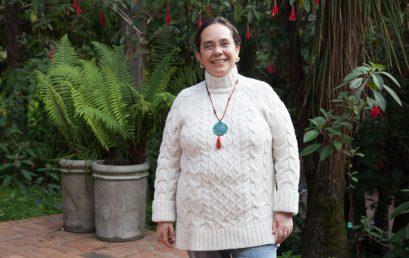 Francia Goenaga, nueva directora del Departamento de Humanidades y Literatura