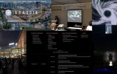 Voltaje, el salón de arte y tecnología, llega a su sexta versión