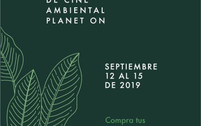 IV Festival Internacional de Cine Ambiental Planet ON