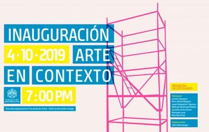 Exposición Arte en Contexto
