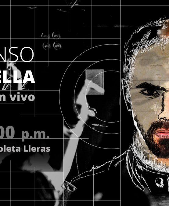 Martes en Vivo: Alfonso Espriella