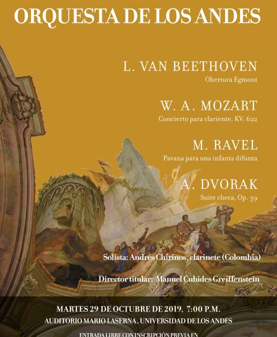 Concierto de la Orquesta de los Andes