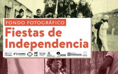 """Lanzamiento """"Fondo fotográfico Fiestas de Independencia"""" Caribe en Los Andes"""