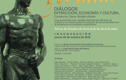 Exposición Fortuna: Diálogos, extracción, economía y cultura