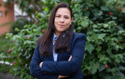La Facultad le da la bienvenida a Paola García, nuestra nueva secretaria general