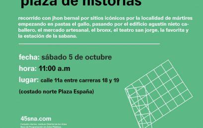 Pastas el Gallo: plaza de historias