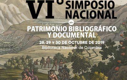 Profesores de la Facultad participan en simposio de Patrimonio Bibliográfico y Documental