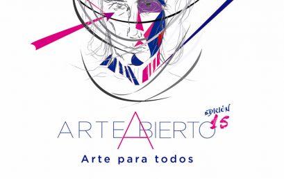 Convocatoria Arte Abierto, Arte para Todos