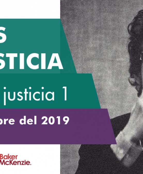 Conversatorio Estéticas de la Justicia: Al ritmo de la justicia – Andrés Ospina y Luz Mercedes Tenorio