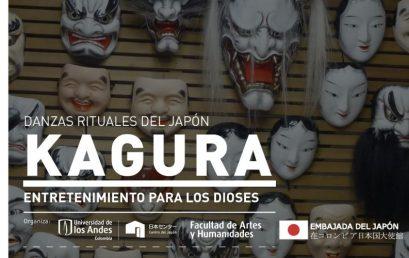 Kagura: danzas rituales del Japón – entretenimiento para los dioses
