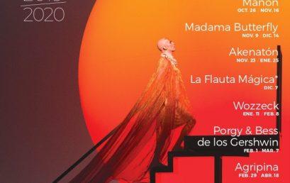 Ópera en Cine Colombia: Akenatón (Primera función)