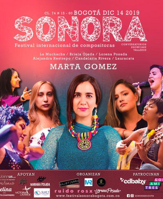 Festival Sonora Bogotá 2019
