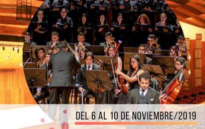 Gala de Coros: III Encuentro de Orquestas & Coros Universitarios