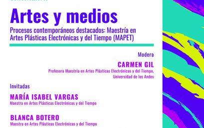 Conversatorio Artes y Medios