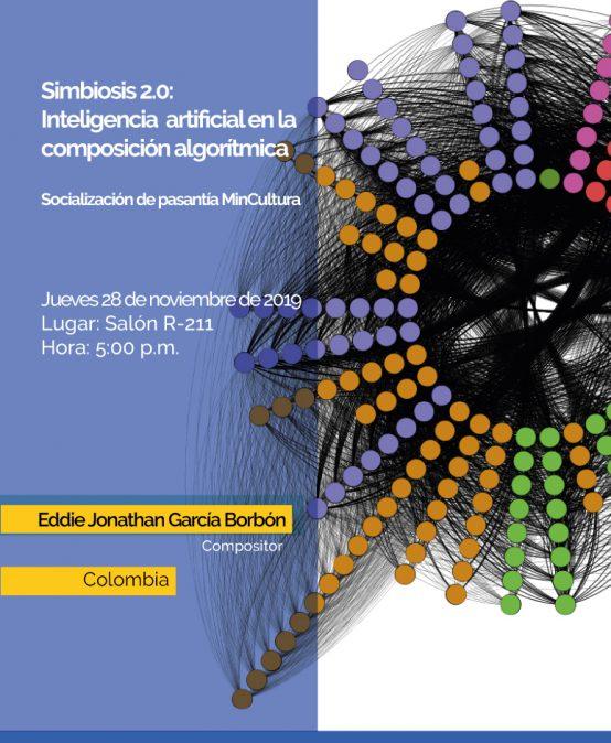 Simbiosis 2.0 Inteligencia artificial en la composición algorítmica